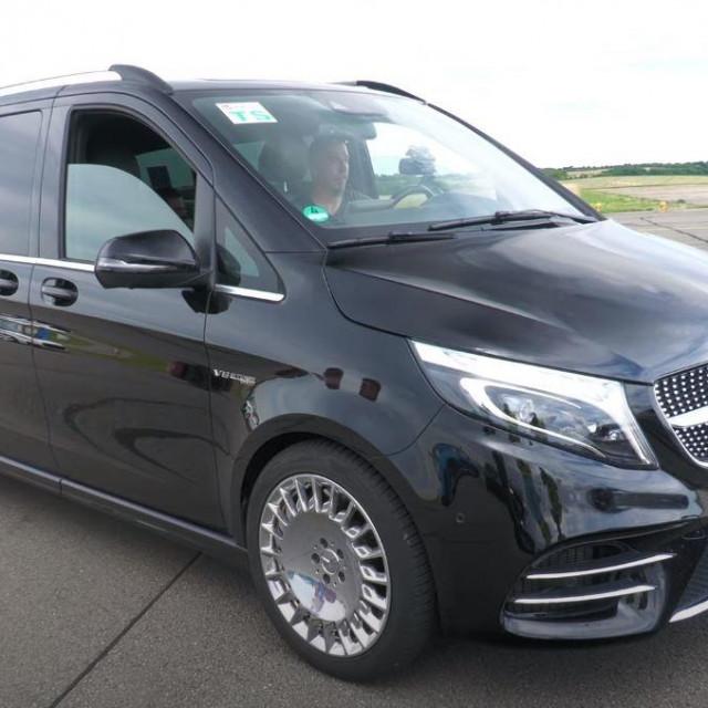 GAD Motors Mercedes V Klasa
