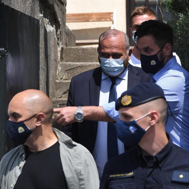 Uhićenje Kazimira Bačića