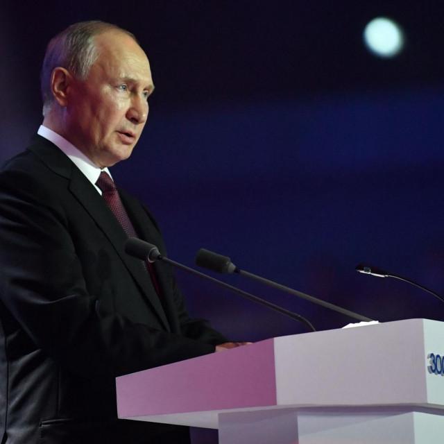 Ruski predsjednik Vladimir Putin