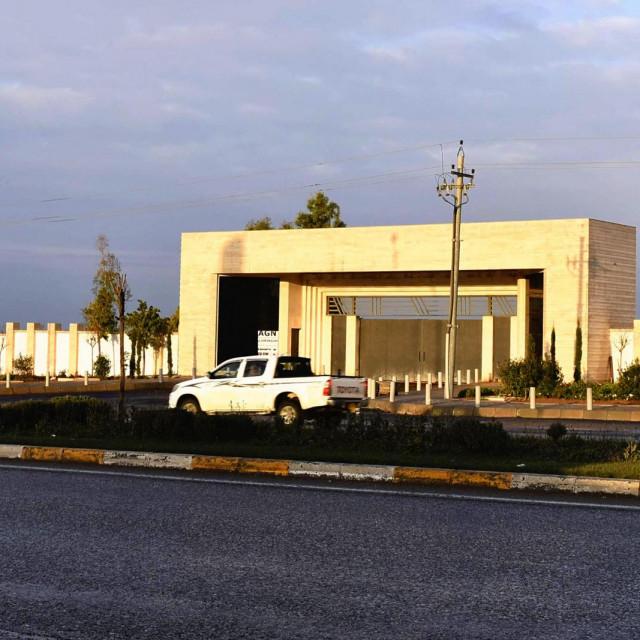 Američka baza u Erbilu