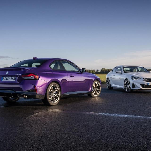 2022 BMW serija 2 Coupe M240i i 230i