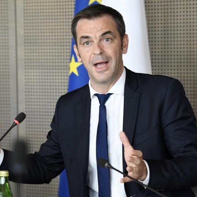 Olivier Veran, francuskiministar zdravstva