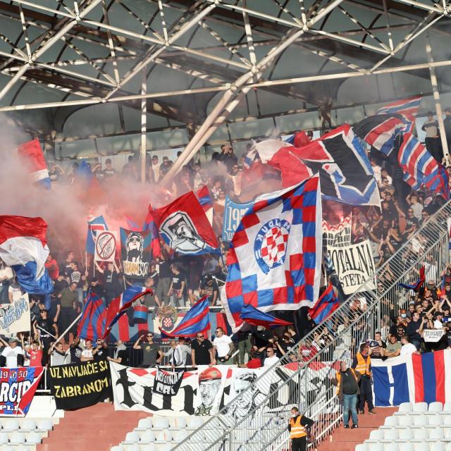 Nezahvalno je prognozirati, do utakmice su ostala još četiri dana, ali očekuje se veliki broj navijača na Poljudu
