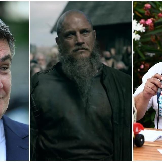Milanović, Ragnar i Dežulović
