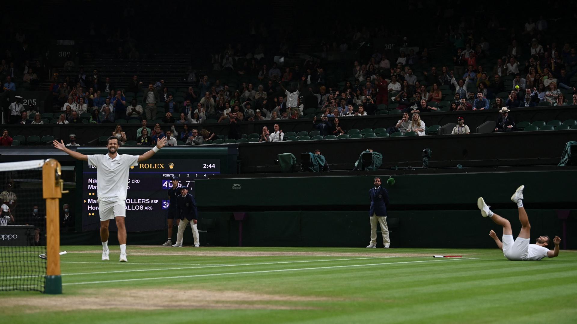 Mektić i Pavić osvojili Wimbledon 6968133
