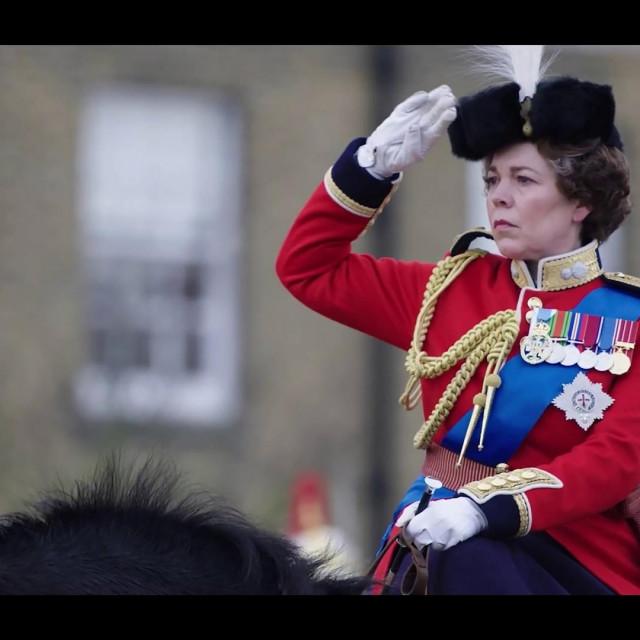 The Crown, Olivia Colman kao kraljica Elizabeta