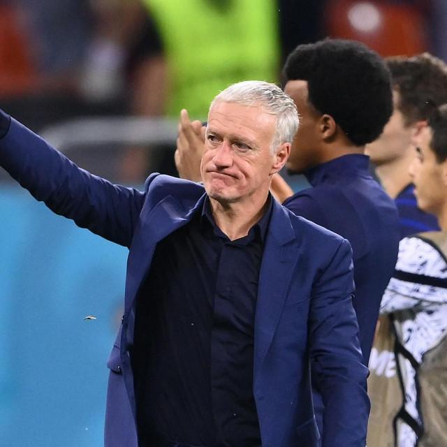 Didier Deschamps ostaje na klupi francuske reprezentacije bez obzira na neuspješan nastup na Europskom prvenstvu