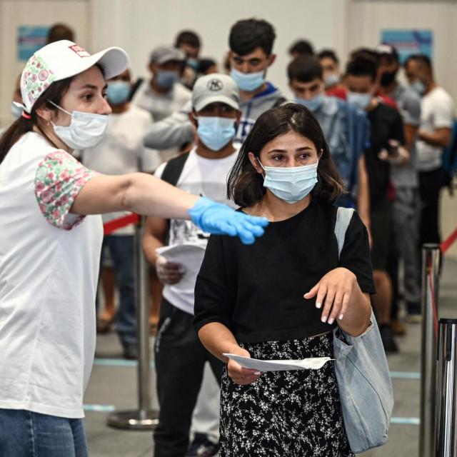 Cijepljenje u Moskvi