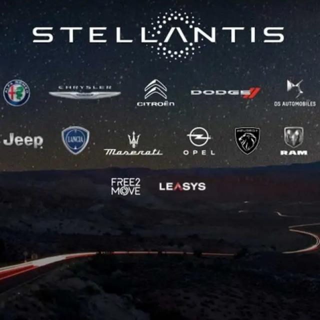 Stellantis grupa