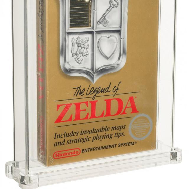 Nintendova mitska videoigrica 'Legenda o Zeldi'