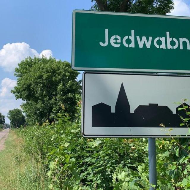 Poljsko mjesto Jedwabne