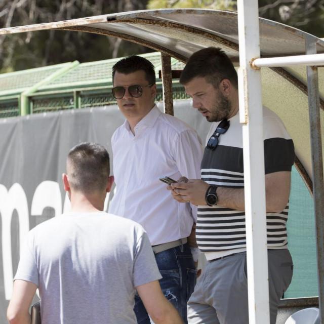 Sportski direktor Hajduka Mindaugas Nikoličius