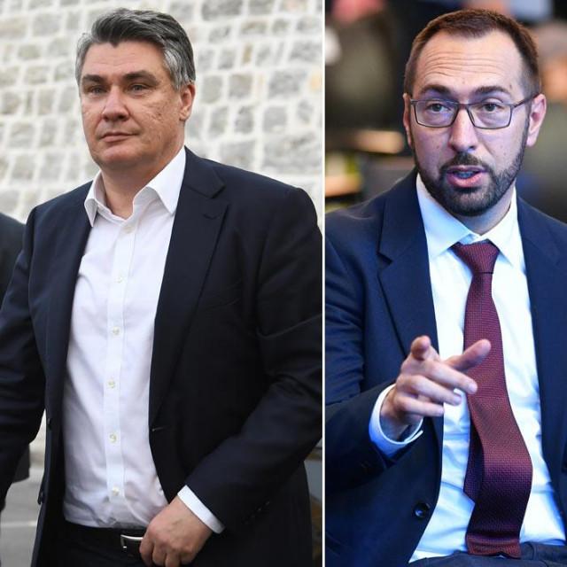 Zoran Milanović, Tomislav Tomašević, Andrej Plenković