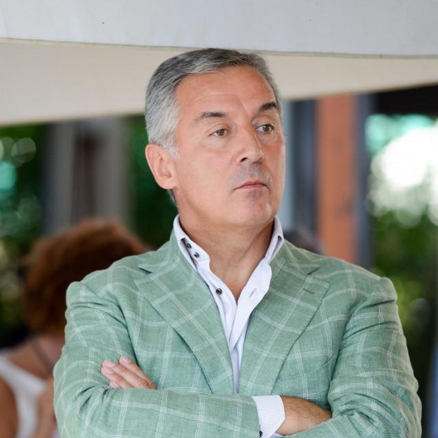 Milo Đukanović<br />