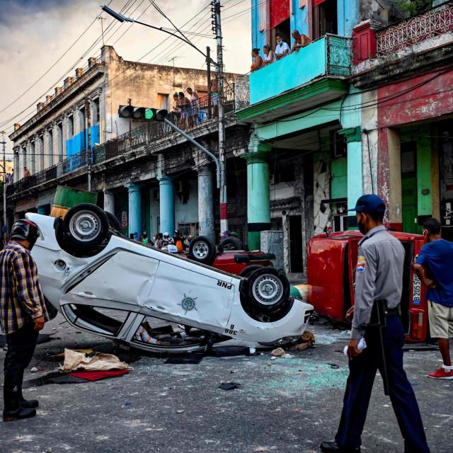 Havana nakon prosvjeda