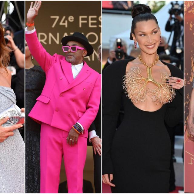Zvijezde u Cannesu - Carla Bruni, Spike Lee, Bella Hadid, Andie MacDowell