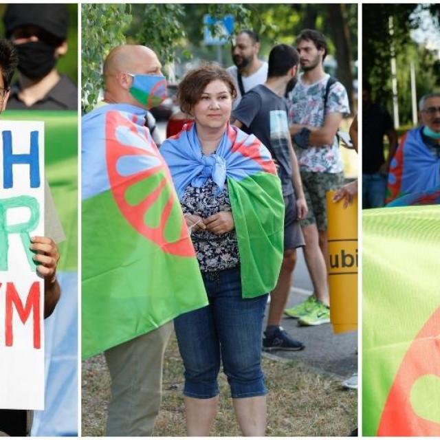 Prosvjed romske zajednice zbog policijske brutalnosti u Češkoj