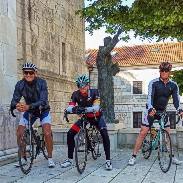 Biciklom od Imotskog do Vukovara