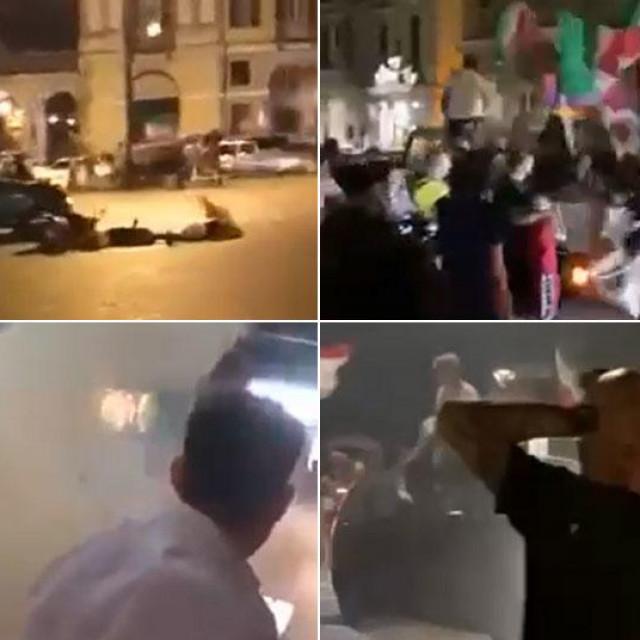 Prizori slavlja u Italiji