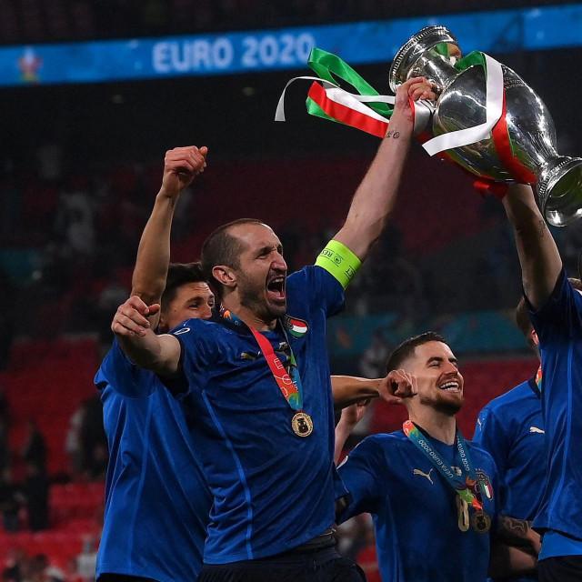 Giorgio Chiellini i Leonardo Bonucci bili su ključni igrači u talijanskoj obrani, ali i cijele momčadi koja je osvojila europsku titulu