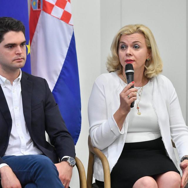 Karlo Ressler i Željana Zovko