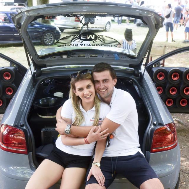Ivona i Mario Duspara u zvučnike u Audiju uložili su preko 200 tisuća kuna