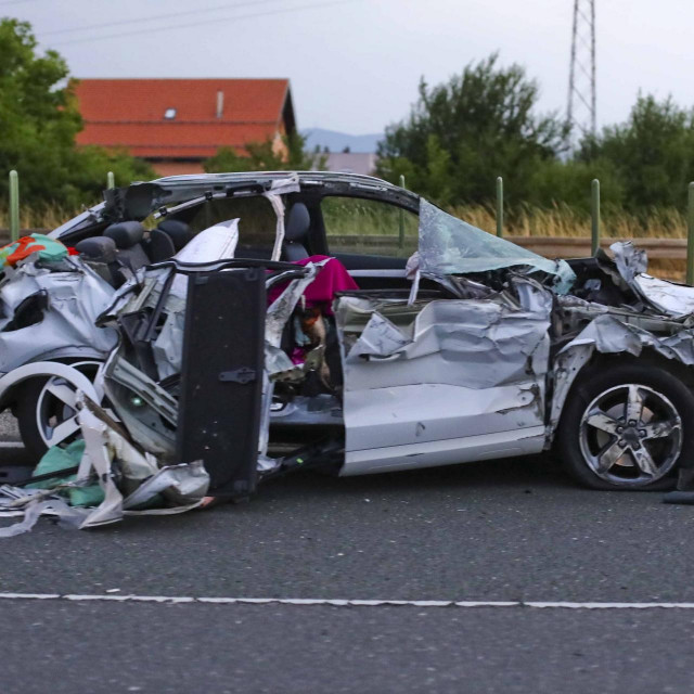 Nesreća na zagrebačkoj zaobilaznici