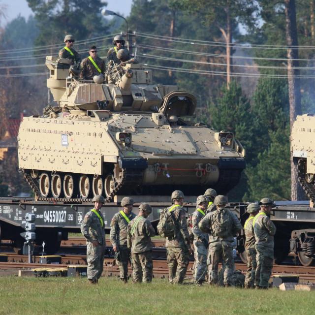 Tenkovi Abrams (ilustrativna fotografija)