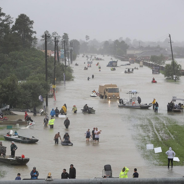 Poplava u Houstonu 2017. godine