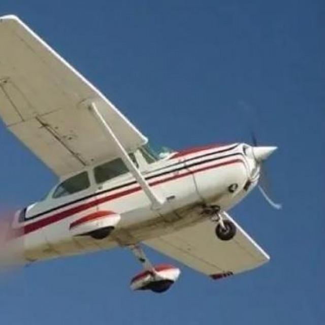 Avion koji je prevozio kokain