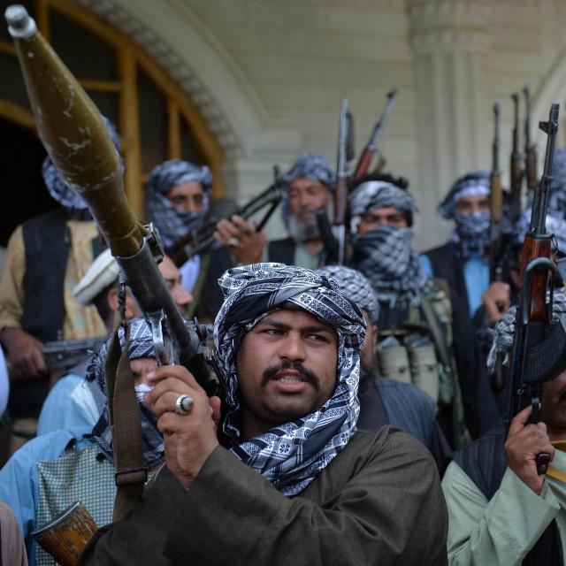 Afganistanska vojska
