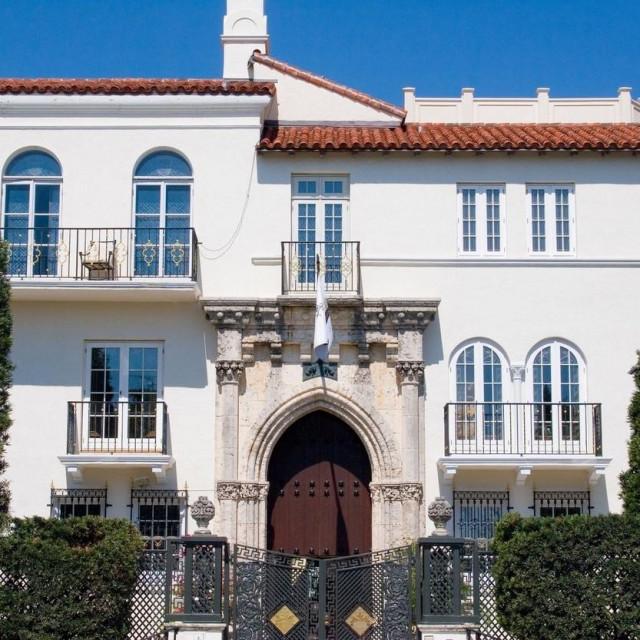 Nekadašnja vila Giannija Versacea u Miamiju