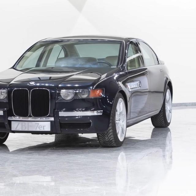 BMW ZBF-7er (prototip serije 7)