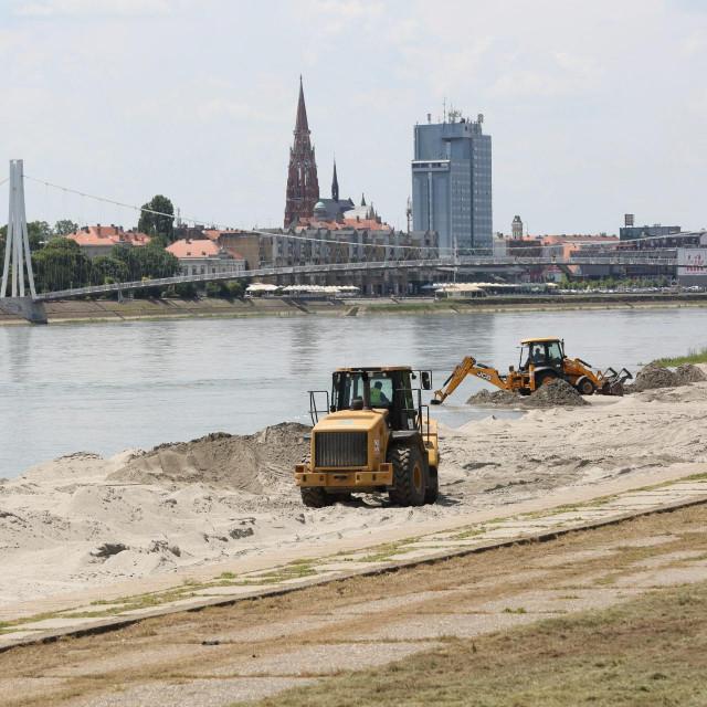 Drava u Osijeku