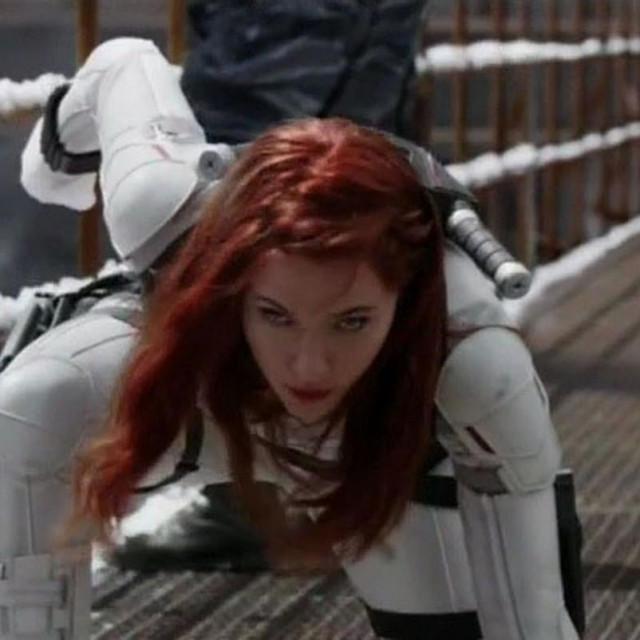 Scarlett Johansson u filmu Black Widow (Crna udovica)<br />