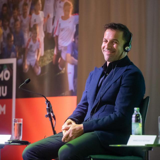 Alessandro Del Piero u Petrčanima