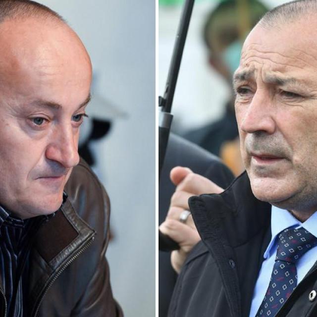 Ilija Vučemilović i Tomo Medved