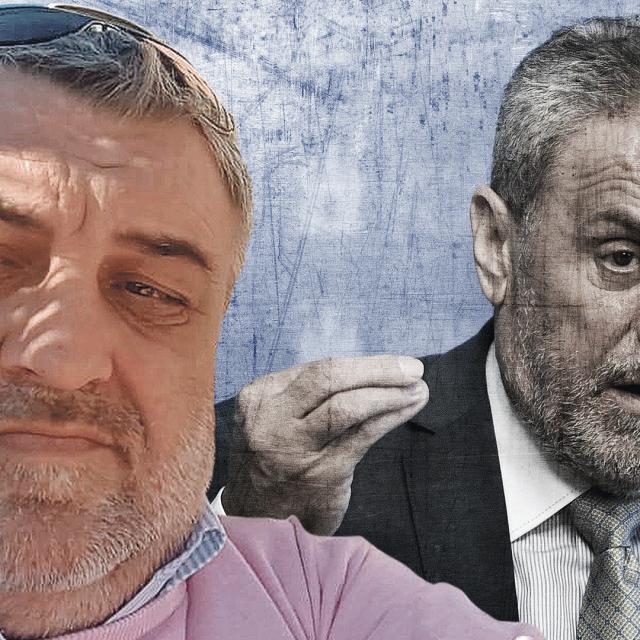 Nenad Bukovec i Milan Bandić