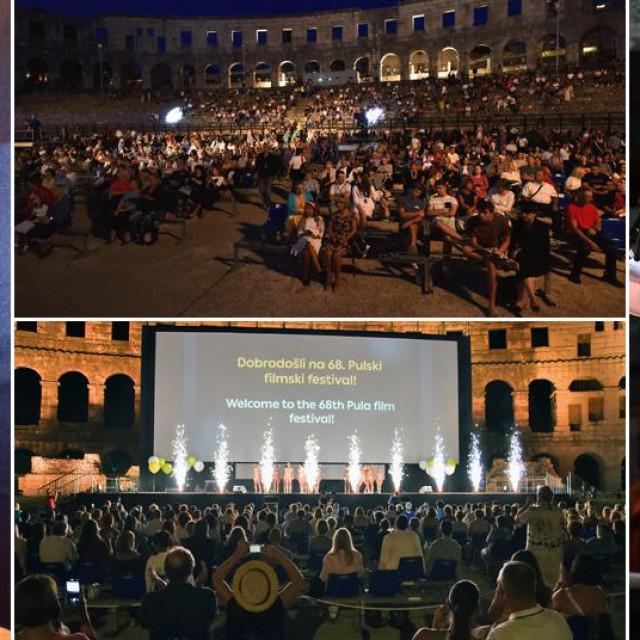 Otvaranje 68. Pula film festivala