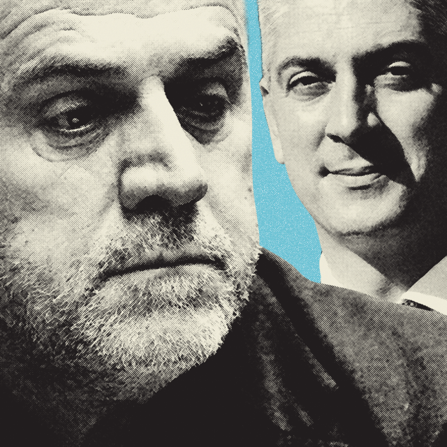 Milan Bandić i Patrik Šegota
