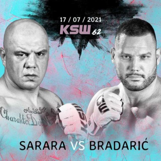 Filip Bradarić vs Tomasz Sarara