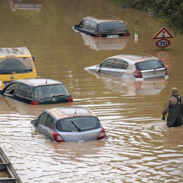 Poplave u Erftstadtu