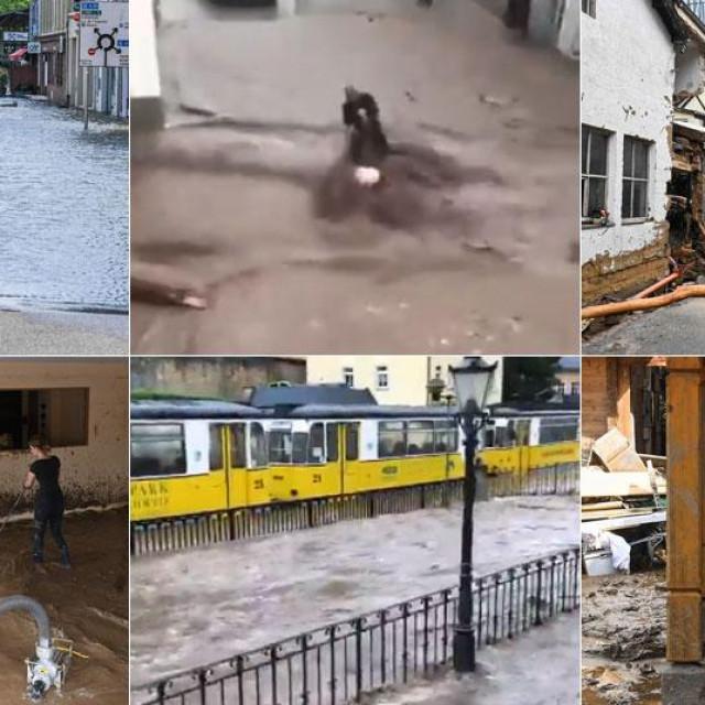 Poplave u Njemačkoj i Austriji