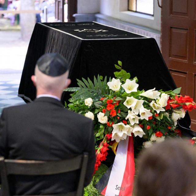 Pogreb Esther Bejarano