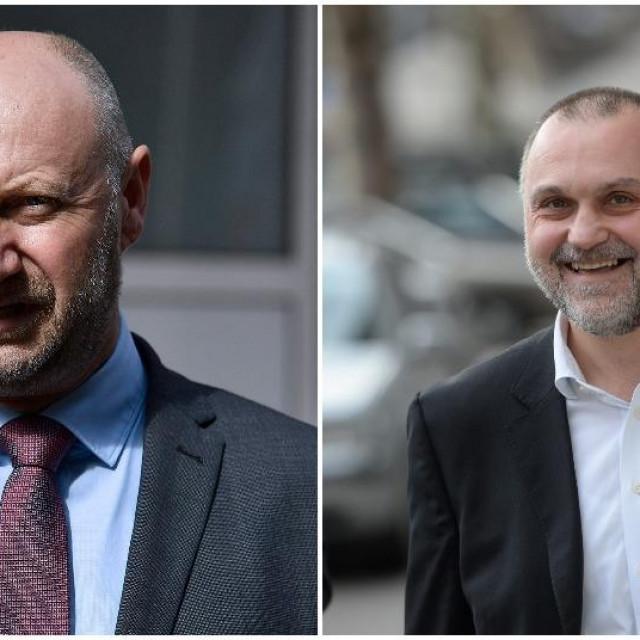 Željko Kolar i Damir Jelić