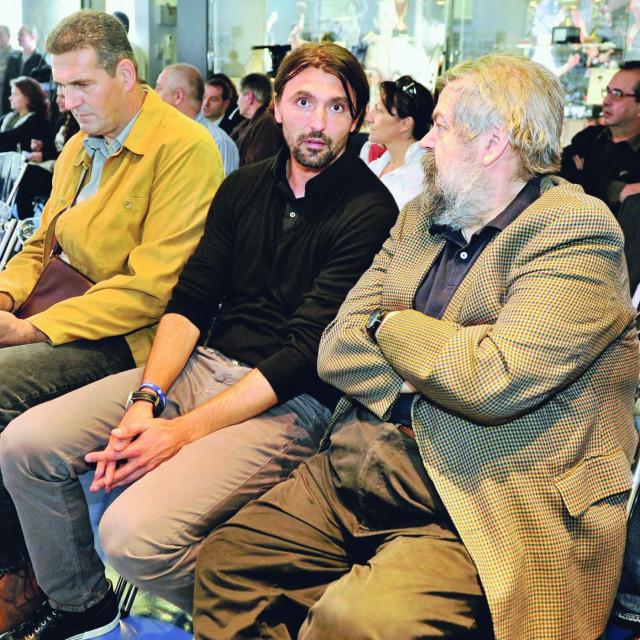 Goran Ivanišević i Neven Bertičević<br /> <br /> <br />