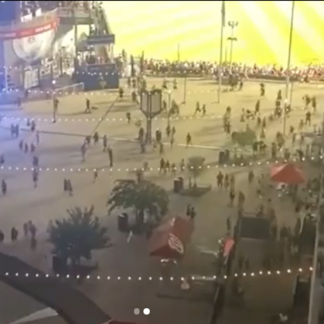 Pucnjava stadion