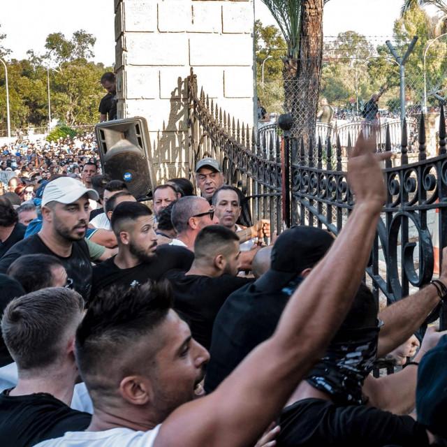 Prosvjednici