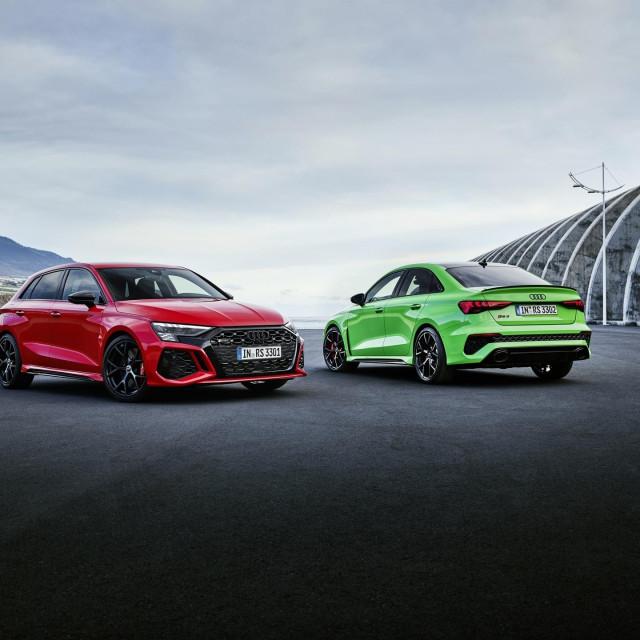 2022 Audi RS3 Sportback i Sedan