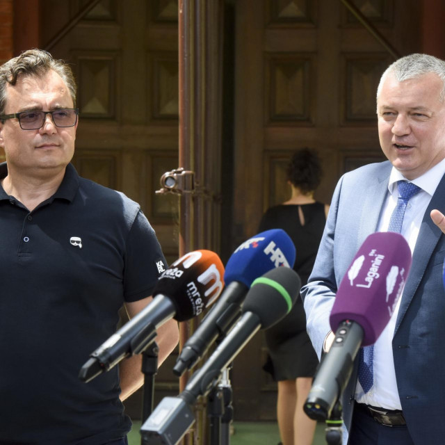 Damir Vanđelić i Darko Horvat